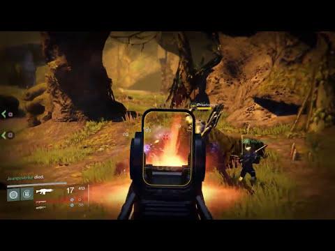 Destiny - Wrecking Praetorians
