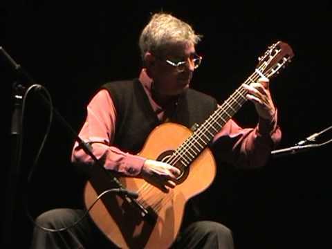 Etude Op. 45, Nr 5 (F. Sor) - Edson Lopes, guitar