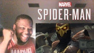 Marvel's Spider Man – E3 2018 Show Floor Demo PS4 - REACTION!!!