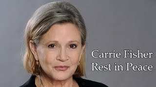 Carrie Fisher R.I.P.