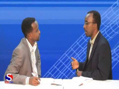 Barnaamijka Falanqeynta Wararka Somali News TV