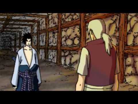 Sasuke vs Orochimaru Parte 4