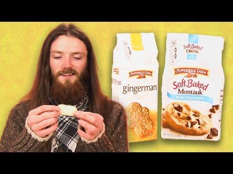 Irish People Taste Test Pepperidge Farm Cookies