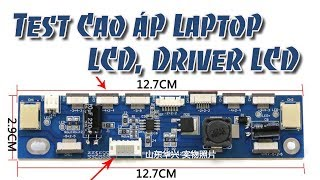 Test Cao áp LCD, Laptop, LED Driver