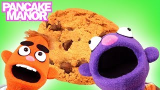 Cookie Dance | Food Song for Kids | Pancake Manor