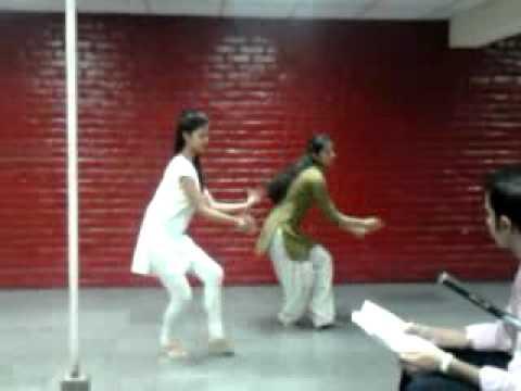 Nitish Sinha Item Dance