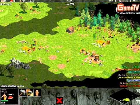 Chung Kết | GameTV9x vs TPEC ngày 30-09-2012