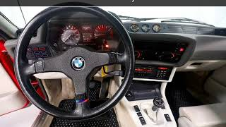 1987 BMW 6 Series M6 Used Cars - Burbank,California - 2019-06-24