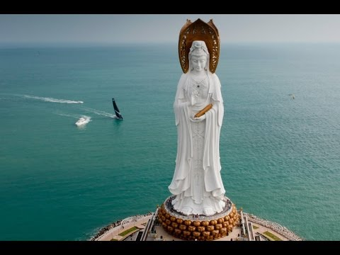 Set sail for Sanya - Volvo Ocean Race 2014-15