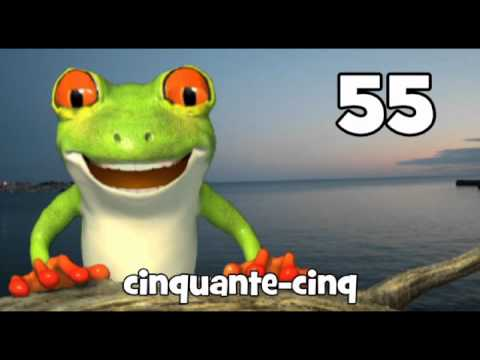 Learn French Number = From 1 To 100 19 video