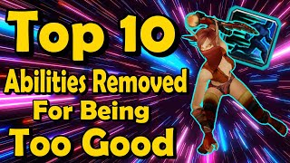Top 10 Abilities Removed For Being Too Good in World of Warcraft