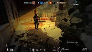 the most amazing round of rainbow six