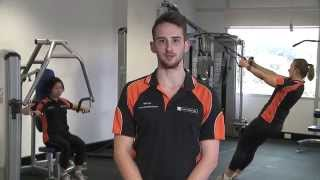 Study Exercise, Sports and Rehabilitation Science at Curtin