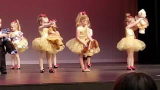 Rachel 1st Dance Recital