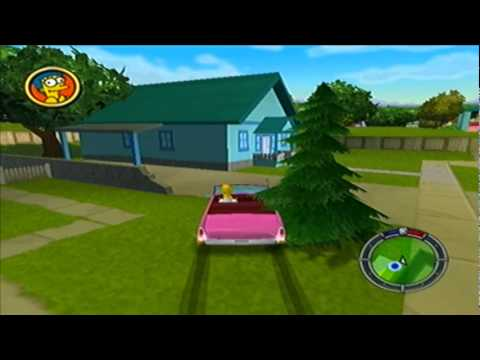 Lets Play: The Simpsons Hit and Run - Episode 1
