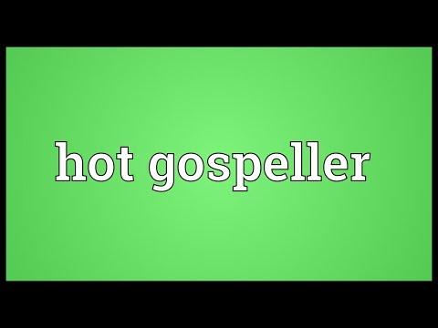 Header of gospeller