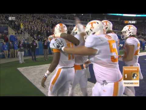 Tennessee Vs. Kentucky Highlights (10.31.15)
