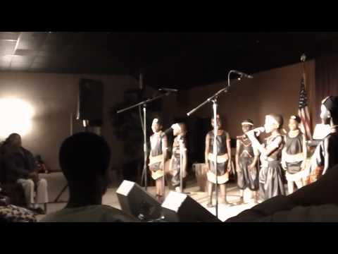 African Children's Choir - 5-1