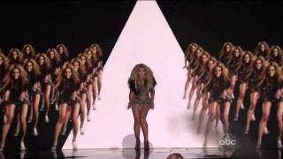 Клип Beyonce - Run The World (live)