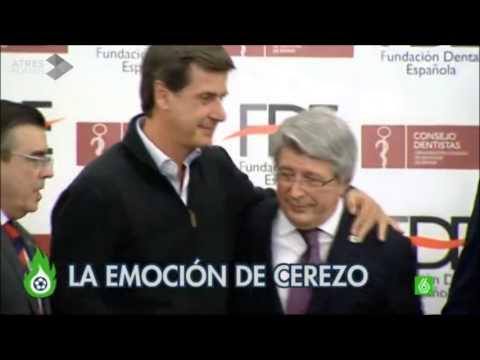 Enrique Cerezo se emociona acordandose de su nieto con Sindrome de Down