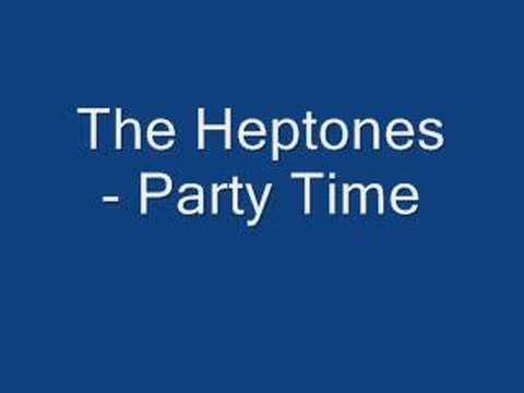 The Heptones - Party Time Video
