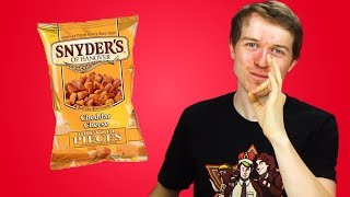 Irish People Taste Test Snyder