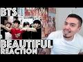 BTS Beautiful MV Reaction