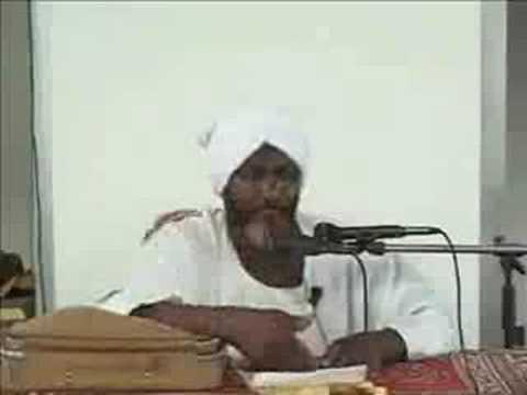 الشيخ حامد آدم : كيف كنا نعلم الغيب جزء 3