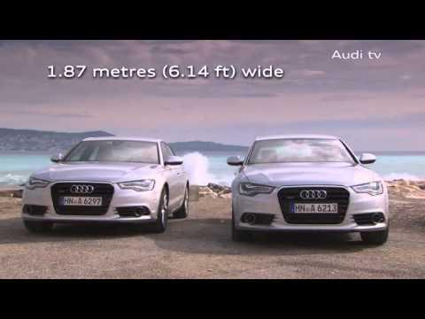 2012 Audi A6 промо