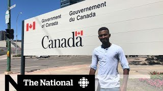 Asylum seeker's refugee claim accepted by Canada