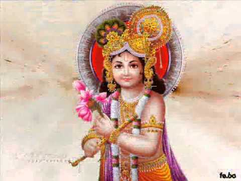 Lord Krishna Bhajan - Chant the name of krishna