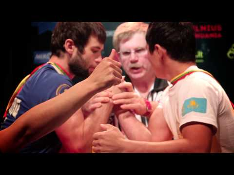 World Armwrestling Championship 2014 - highlights