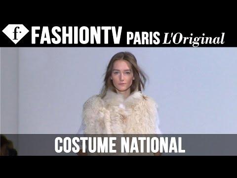 Costume National Fall/Winter 2014-15 FIRST LOOK | Milan Fashion Week | FashionTV