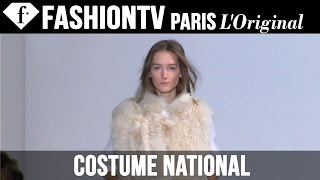 Costume National Fall/Winter 2014-15 FIRST LOOK | Milan Fashion Week | FashionTV