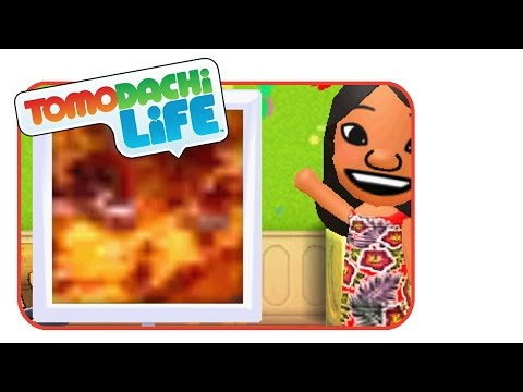 Lilo is turning into my Favorite! | Tomodachi Life