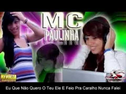 Mc Paulinha Resposta Mc Beyonce +letra video