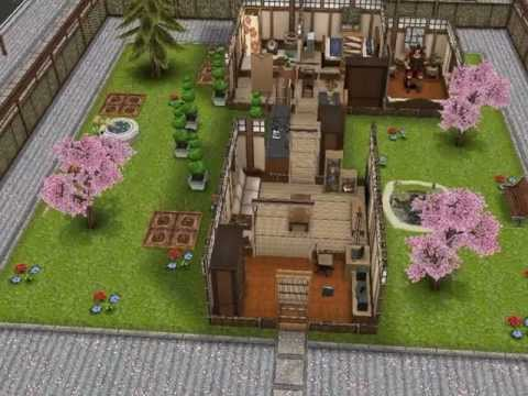 Japanese Retreat Sims Freeplay