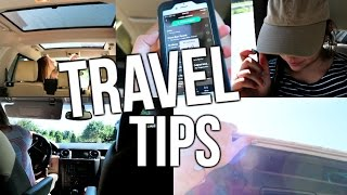 Road Trip Essentials and Tips for Packing!