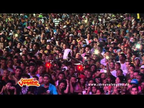 Mozart La Para - Presentación Completa @CarnavalLaVega #CarnavalVegano2015