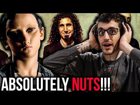 "This is Why I Love This Band!! | SYSTEM OF A DOWN - ""Aerials"" (REACTION!!)"