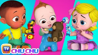 The Boo Boo Song 2 with Toys - ChuChu TV Nursery Rhymes & Kids Songs