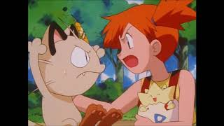 A Meowth And Misty Shipping Moment