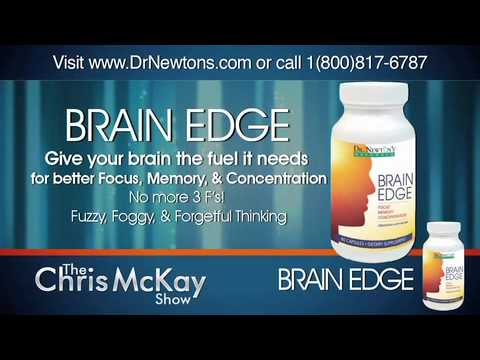 The Chris McKay Show: Brain Edge with Dr. Brent Agin