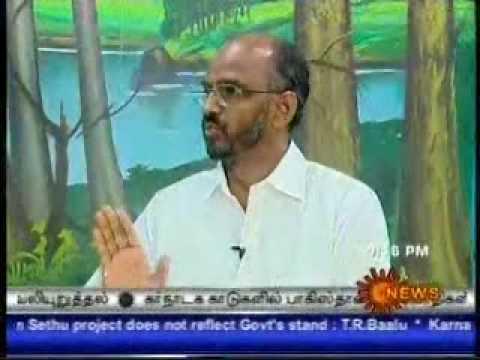 Neruku Ner-N.Sadagopan of Vijaya Bharatham magazine part 03