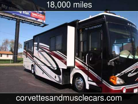 2007 Fleetwood Excursion 39S  Used Cars - North Canton,Ohio