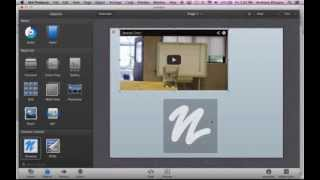 A teachers intro to iAd Producer for iBooks Author Widgets part 1