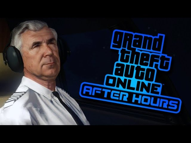 GTA 5 Online - AFTER HOURS !! - Momen Lucu GTA