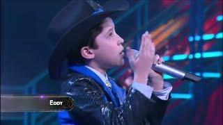   Eddy Valenzuela   - Me Gusta Todo De T� - Banda El Recodo - Academia Kids (cover)