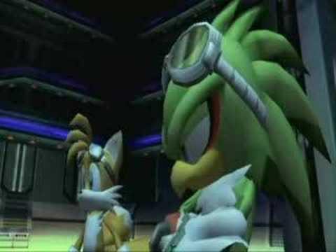 Sonic Riders: Zero Gravity Trailer