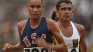 Incredible Moment As Underdog Billy Mills Wins 10,000m Gold - Tokyo 1964 Olympics